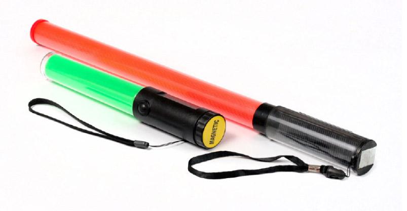 Solar Powered LED Wand/Baton